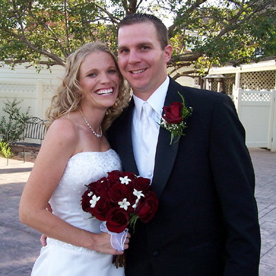 Mr. & Mrs. Chad Metzger
